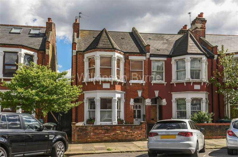 2 Bedrooms Flat for sale in Eastern Road, Alexandra Palace