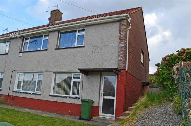 2 Bedrooms Flat for sale in Heol-Y-Twyn, Aberdare, Mid Glamorgan