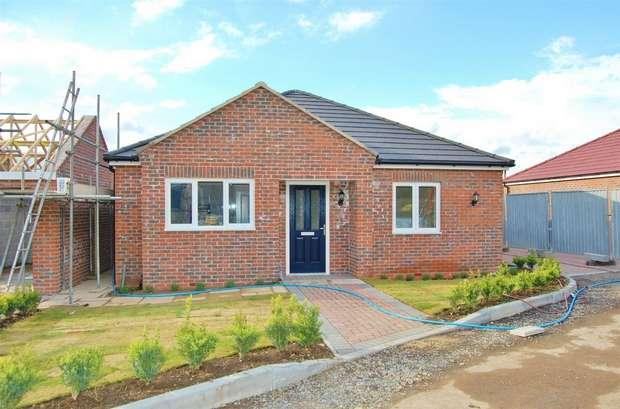 2 Bedrooms Detached Bungalow for sale in Jasmine Way, Bilton, Rugby, Warks