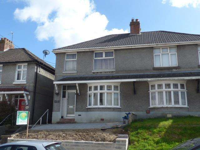 3 Bedrooms Semi Detached House for sale in Glannant Road, Carmarthen