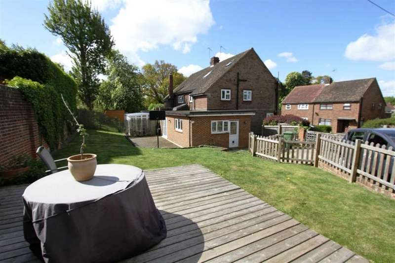 4 Bedrooms Semi Detached House for sale in Burghstead Close, Billericay, Essex, CM12 9JZ