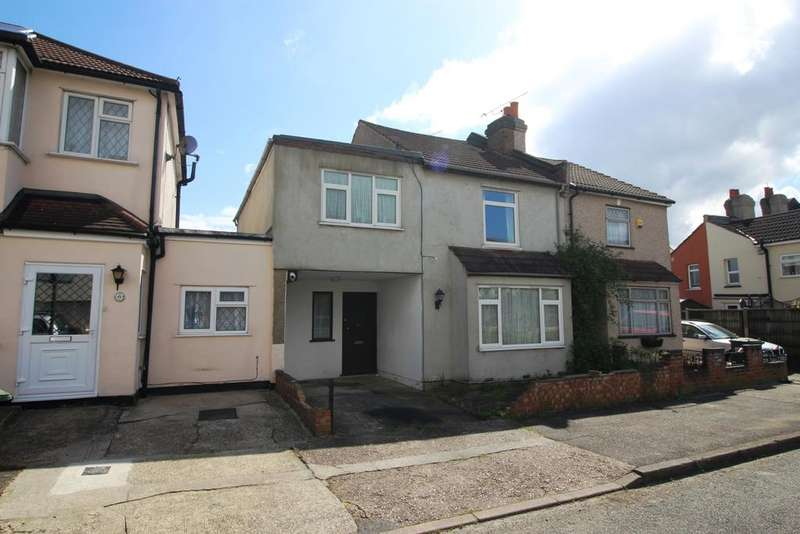 4 Bedrooms Semi Detached House for sale in Grove Road Belvedere DA17