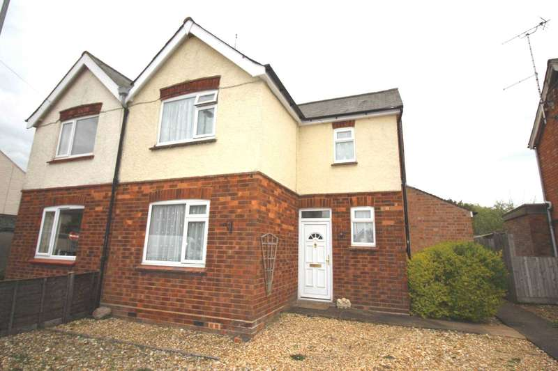 2 Bedrooms Semi Detached House for sale in School Lane, Husband Bosworth