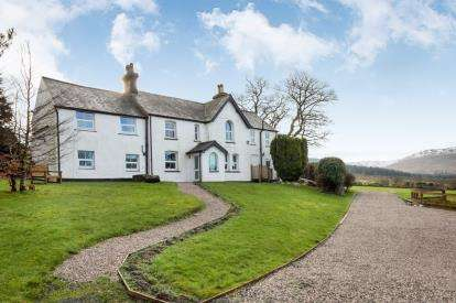 4 Bedrooms Detached House for sale in Penmachno, Betws-Y-Coed, Conwy, LL24