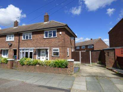 3 Bedrooms End Of Terrace House for sale in Stifford Clays, Grays, Essex