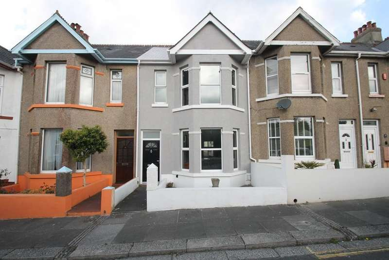 3 Bedrooms Terraced House for sale in Peverell