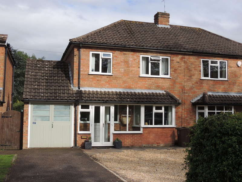 3 Bedrooms Semi Detached House for sale in Tilehouse Green Lane, Knowle, Solihull