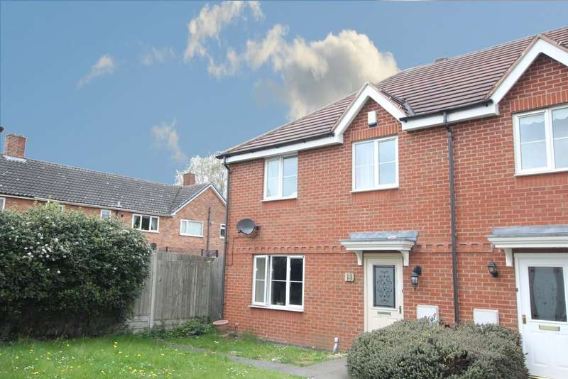 3 Bedrooms Semi Detached House for sale in Wedmore Road, Sutton Coldfield, B73 5SG
