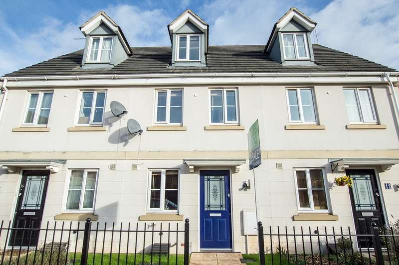 3 Bedrooms Terraced House for sale in Rosebay Gardens, Cheltenham GL51 0WP