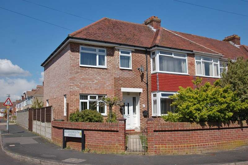 4 Bedrooms End Of Terrace House for sale in Dunkeld Road, Gosport