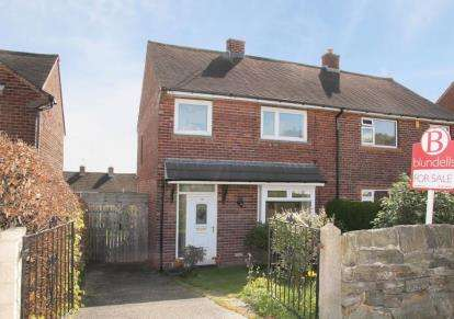 3 Bedrooms Semi Detached House for sale in School Lane, Dronfield, Derbyshire