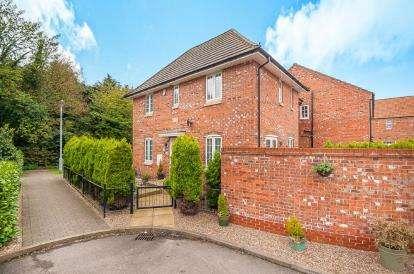 4 Bedrooms Detached House for sale in Bishop Tozer Close, Burgh Le Marsh, Skegness, Lincolnshire