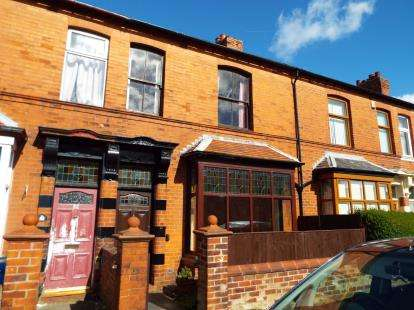 4 Bedrooms Terraced House for sale in Devonshire Road, Chorley, Lancashire