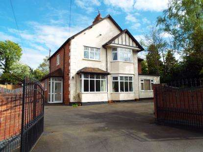 5 Bedrooms Detached House for sale in Gravel Lane, Wilmslow, Cheshire, Wilmslow