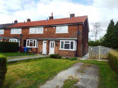 2 Bedrooms End Of Terrace House for sale in Grosvenor Drive, Worsley, Manchester, Greater Manchester