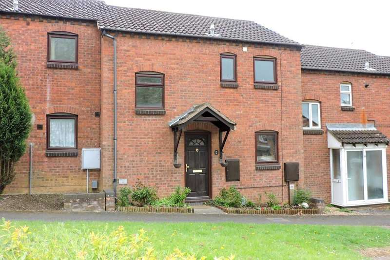 2 Bedrooms Terraced House for sale in Albion Court, Luton, Bedfordshire, LU2 0DH