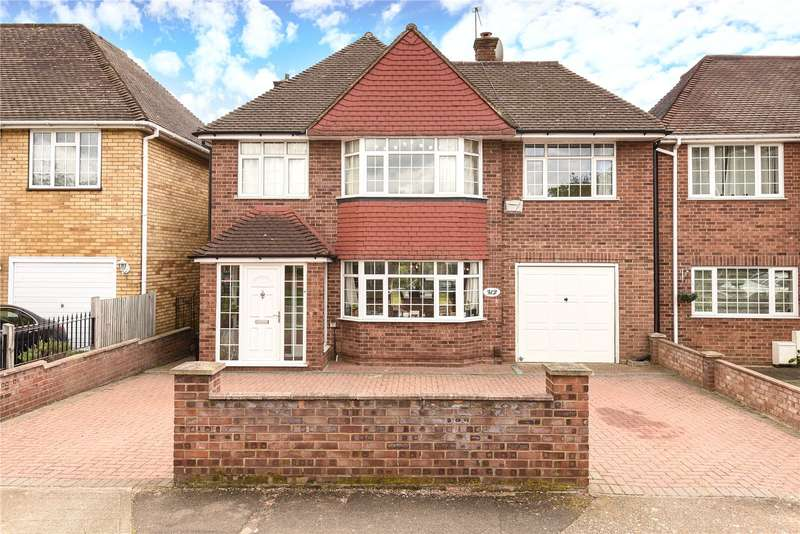 4 Bedrooms House for sale in Long Lane, Hillingdon, Middlesex, UB10