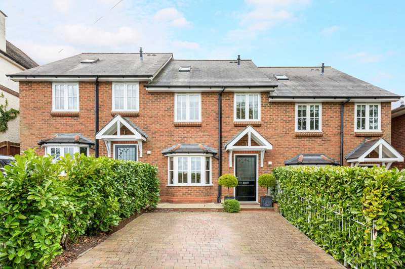 4 Bedrooms Terraced House for sale in Ashlyns Road, Berkhamsted