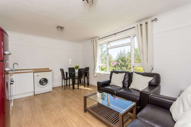 2 Bedrooms Flat for sale in Alexandra Grove, North Finchley, N12