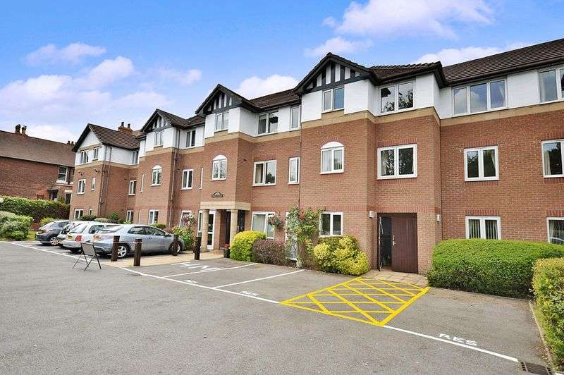 2 Bedrooms Retirement Property for sale in Royal Court, Sutton Coldfield, B72 1LY