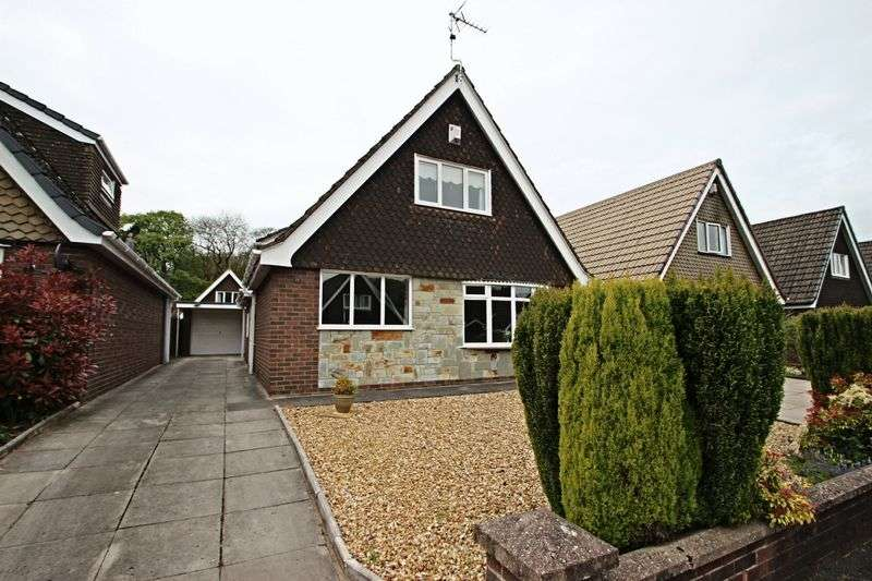 3 Bedrooms Detached House for sale in Shelley Close, Kidsgrove