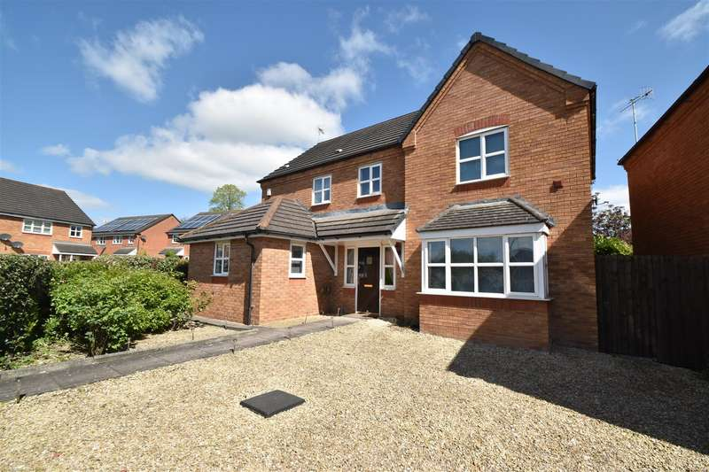 4 Bedrooms Property for sale in Sheldon Close, Wychbold, Droitwich