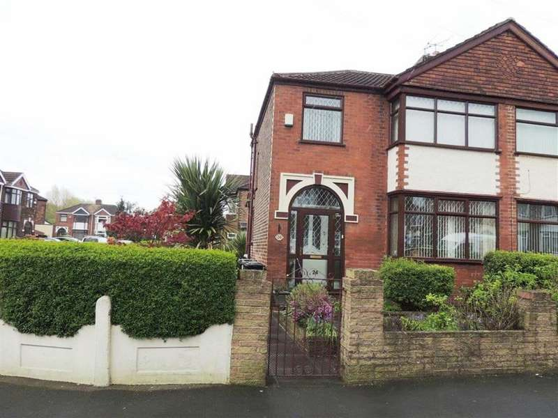 3 Bedrooms Semi Detached House for sale in Rydal Avenue, Droylsden, Manchester