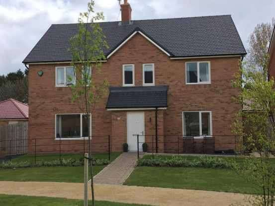 4 Bedrooms Detached House for sale in Eden Walk, Morpeth, Northumberland, NE61 6BP