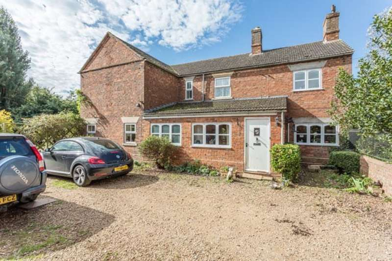 4 Bedrooms Equestrian Facility Character Property for sale in Kyme Road, Sleaford, Lincolnshire, NG34
