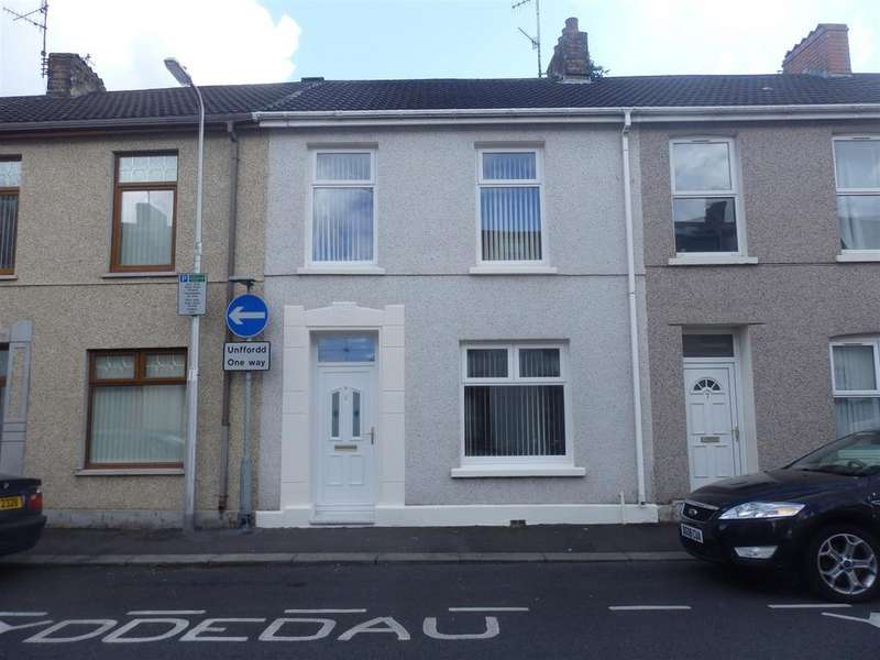 3 Bedrooms Terraced House for sale in Princess Street, Llanelli