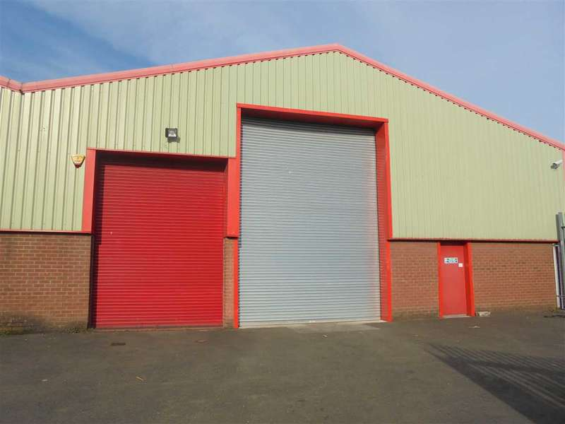 Commercial Property for sale in Earl Haig Road, Glasgow, Hillington