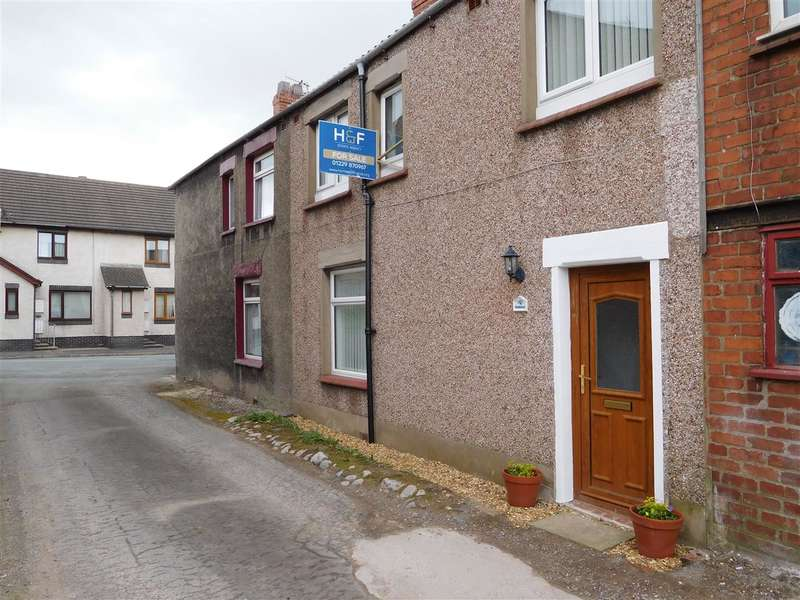 3 Bedrooms Cottage House for sale in Holmdene, Prince Street, DALTON-IN-FURNESS