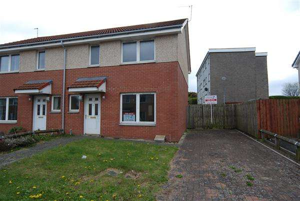 2 Bedrooms Semi Detached House for sale in Bluebell Gardens, Ardrossan