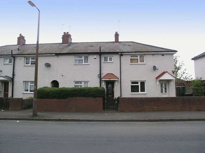 3 Bedrooms Terraced House for sale in DUDLEY, Corporation Road
