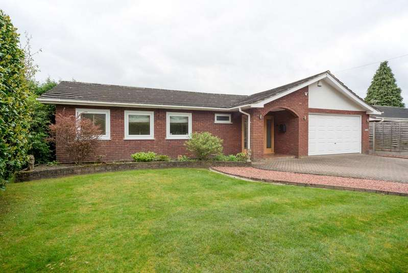 3 Bedrooms Detached Bungalow for sale in Meeting House Lane, Balsall Common