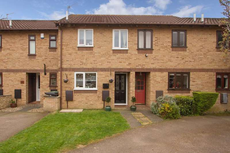 2 Bedrooms Terraced House for sale in Troutbeck, Hethersett