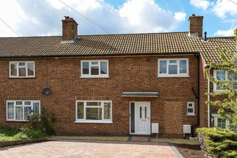 3 Bedrooms Terraced House for sale in Slades Drive, Chislehurst, BR7