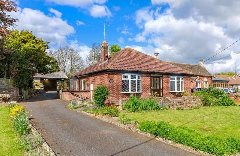 3 Bedrooms Detached Bungalow for sale in High Street, Rippingale, Bourne, PE10