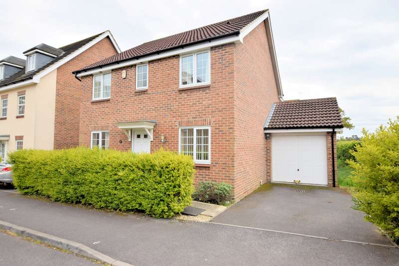 4 Bedrooms Detached House for sale in Allfrey Grove, Spencers Wood, Reading, RG7