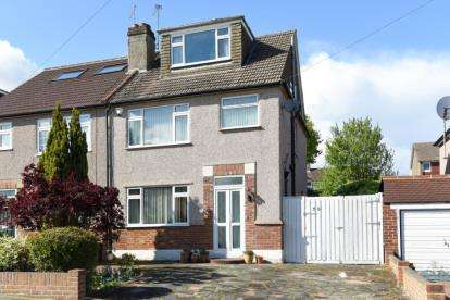 5 Bedrooms Semi Detached House for sale in Heath Rise, Bromley