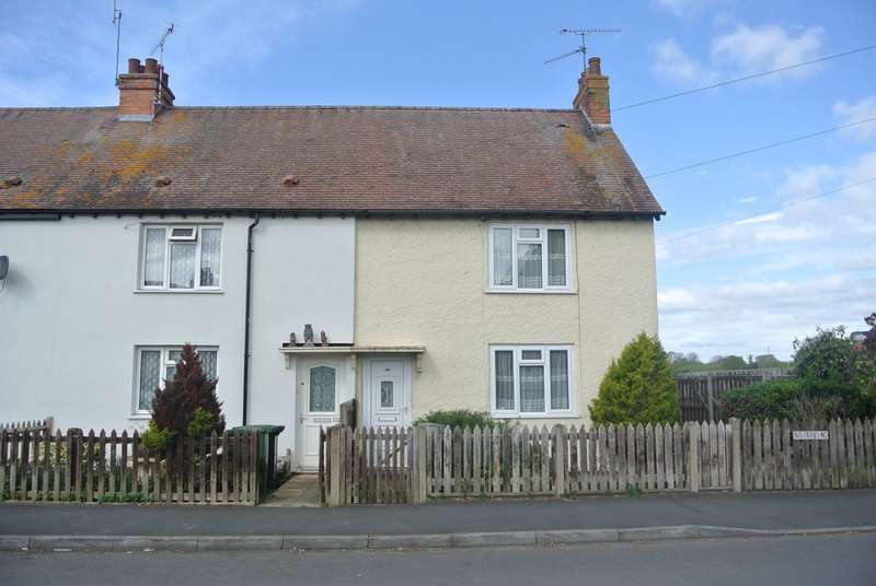 3 Bedrooms End Of Terrace House for sale in Albert Road, Evesham