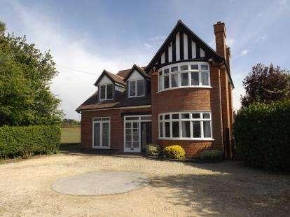 3 Bedrooms Detached House for sale in Grantham Road, Radcliffe On Trent, Nottingham, Nottinghamshire