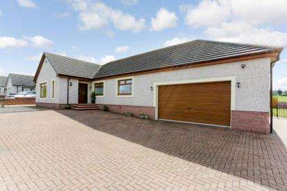 3 Bedrooms Bungalow for sale in Boig Road, New Cumnock