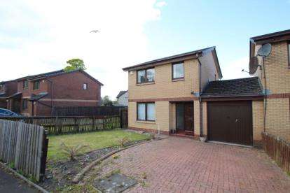3 Bedrooms Detached House for sale in Oakridge Crescent, Paisley