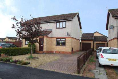 2 Bedrooms Semi Detached House for sale in Whitesbridge Avenue, Paisley
