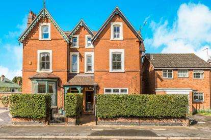 3 Bedrooms Flat for sale in Greenhill Road, Moseley, Birmingham, West Midlands