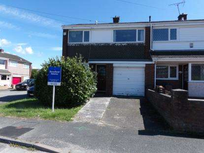 3 Bedrooms End Of Terrace House for sale in Lynfield Close, Connah's Quay, Deeside, Flintshire, CH5
