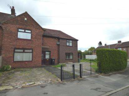 4 Bedrooms Semi Detached House for sale in Burholme Road, Ribbleton, Preston, Lancashire, PR2