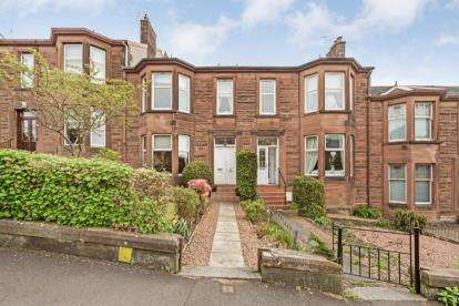 4 Bedrooms Terraced House for sale in Kingsford Avenue, Glasgow