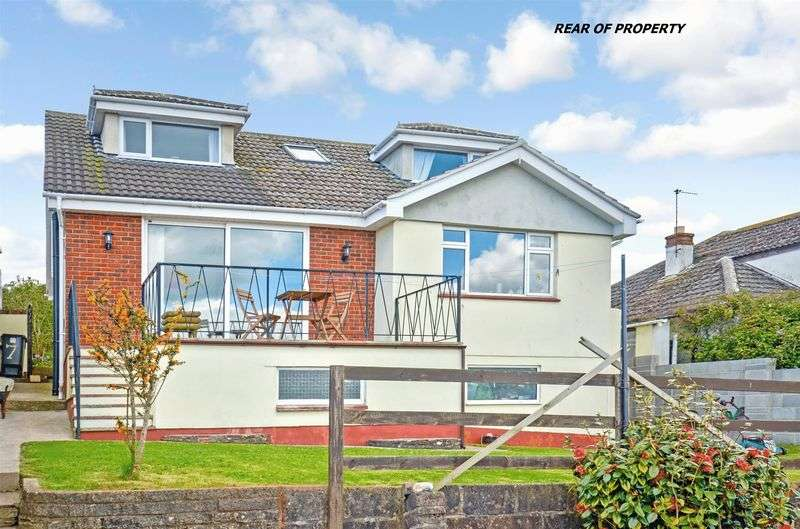 5 Bedrooms Detached Bungalow for sale in Leyburn Grove, Paignton